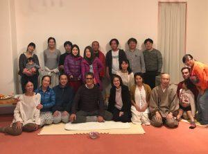 Corso sugli Tsalung di Mandarava e Harmonious Breathing in Giappone