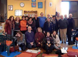 Una giornata di spiegazioni sul Zer nga a Namdeling, Napoli