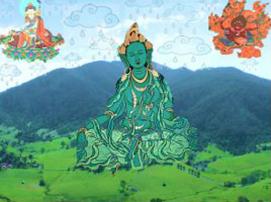 La segretaria di Namgyalgar <br>online dopo la minaccia <br>degli incendi