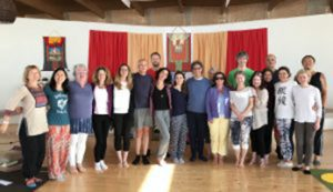 Corso di approfondimento di Harmonious Breathing e <br>Teacher Training