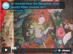 Chögyal Namkhai Norbu sulla pratica di Mandarava