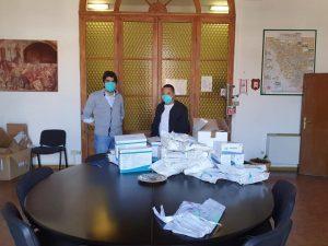 Donazioni della Comunità <br>Dzogchen di Merigar al tempo del Covid-19