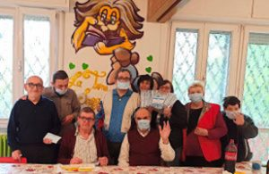 Merigar dona una fornitura di dispositivi di protezione <br>agli anziani