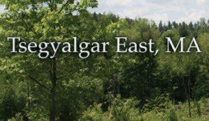 Tsegyalgar East, pratiche online, 18-22 maggio