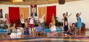 Corso della Danza del Canto del Vajra part II a Dzamling Gar