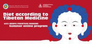 La dieta secondo la medicina<br> tibetana 1° livello con Menpa Phuntsog Wangmo