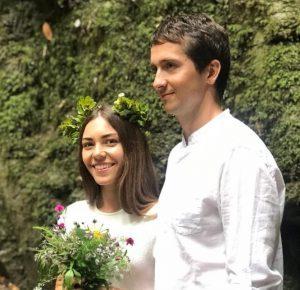 Sposi – Evgeny Sushko e Alina Kramina