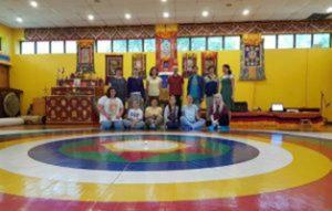 Ritiro sulla Danza del Vajra a Kunsangar North