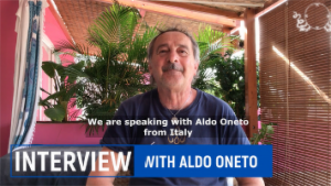 Immagini dal passato: intervista ad Aldo Oneto