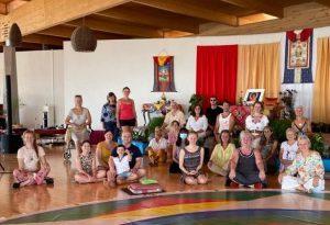 Ritiro di pratica del Guruyoga della A Bianca e della Danza del Canto del Vajra