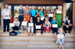 Teacher Training degli Otto Movimenti a Merigar West