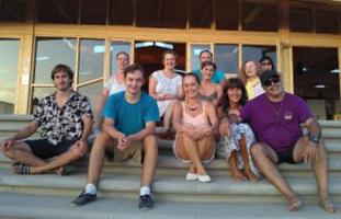 Corso di Khaita Joyful Dances Course a Dzamling Gar