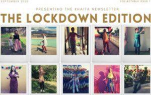 Newsletter delle Khaita, numero di settembre