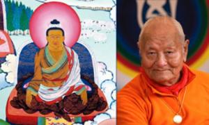 Guruyoga mondiale nel giorno dell'anniversario di Adzom Drugpa