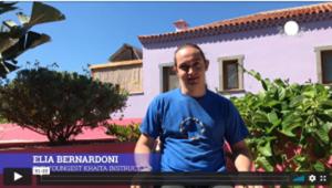 Intervista con Elia Bernardoni, il più giovane danzatore di Danze Khaita