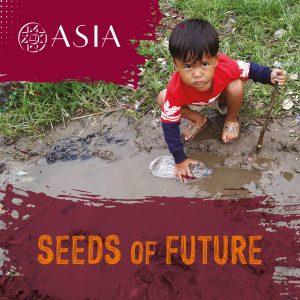 'Semi di futuro' per i rifugiati di Haku, Nepal
