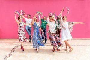 Sessioni di Danze Khaita via Zoom
