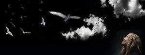 Silvia Nakkach: lo spazio tra uno nuvola e il suono