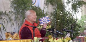Registrazioni degli Insegnamenti di Rinpoche in webcast