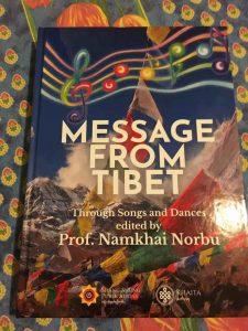 Edizione speciale di 'Message from Tibet'