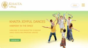 Nuovo sito delle Danze Khaita