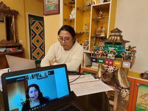 Collegare e sviluppare le abilità della comunità Dzogchen