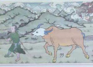 Anno Toro di Metallo e i Mewa tibetani
