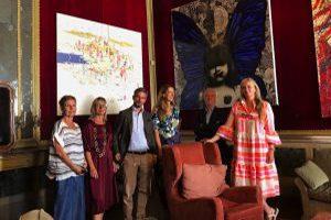 International Atiyoga Foundation e Gyamtsholing a Palazzo a Venezia