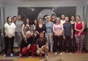 Yantra Yoga in Cile