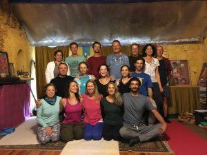 Yantra Yoga, Supervisione<br> del  1° e 2° Livello, a Dejamling