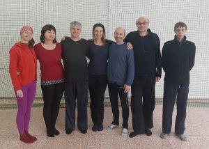 Secondo appuntamento di Yantra Yoga ad Olomouc, Repubblica Ceca