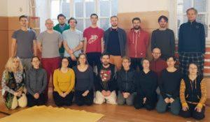 Yantra Yoga a Brno, <br>Repubblica Ceca