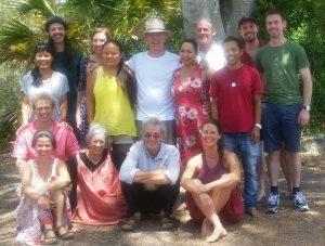 Corso sulla comunicazione a<br> Namgyalgar, Australia