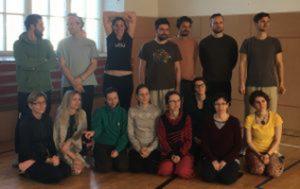 Successivo corso di Yantra Yoga nella Repubblica Ceca