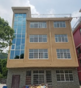 Aggiornamenti sulla residenza <br>di Rinpoche a Samtengar