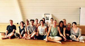 Introduzione allo Yantra Yoga<br> ad Amsterdam