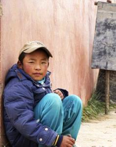 La scuola Tanggan