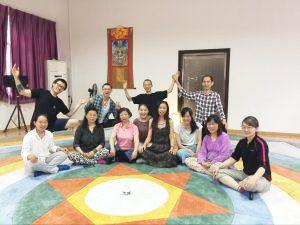 Corso di approfondimento della Danza del Vajra a Samtengar