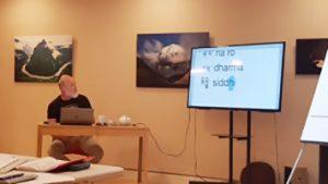 Corso per principianti di tibetano<br> a Lekdanling, Londra