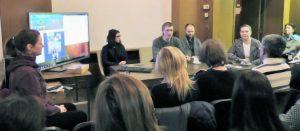 Seminario via web di medicina <br>antropologica
