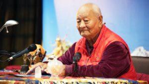 Ritiro di insegnamento e pratica sull'Ati Yoga con Chögyal Namkhai Norbu