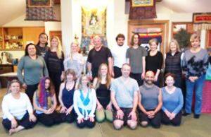 Introduzione allo Yantra Yoga a <br>Berkeley, California
