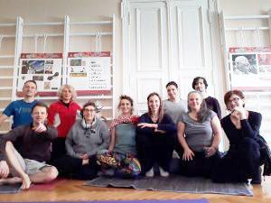 Vacanze invernali di Yantra Yoga in <br>Polonia