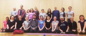 Introduzione allo Yantra Yoga a Praga, Repubblica Ceca