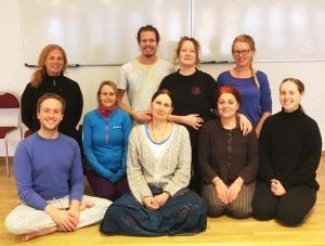 Harmonious Breathing e Yantra Yoga in Svezia