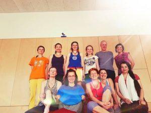 Yantra Yoga nella Repubblica Ceca