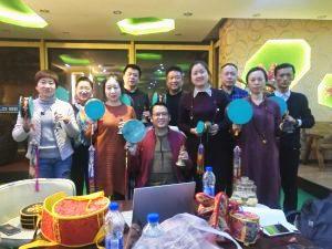 Seminari a Samtengar, Provincia di Jiangxi, e in altri centri in Cina