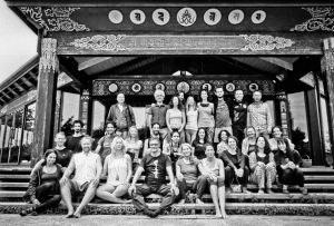 Teacher Training di Yantra Yoga a<br> Merigar West, 15-24  giugno 2018