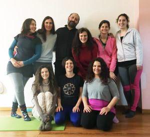 Yantra Yoga a La Plata, Argentina