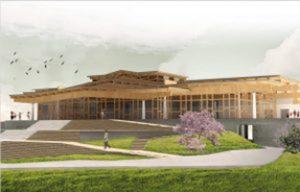 Inaugurazione del Gönpa Conference Center a Dzamling Gar